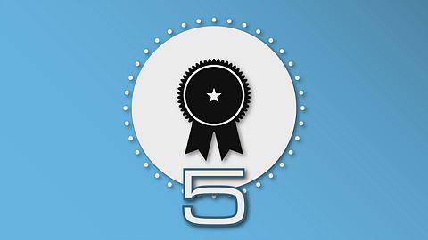 Reward Cinq premières
