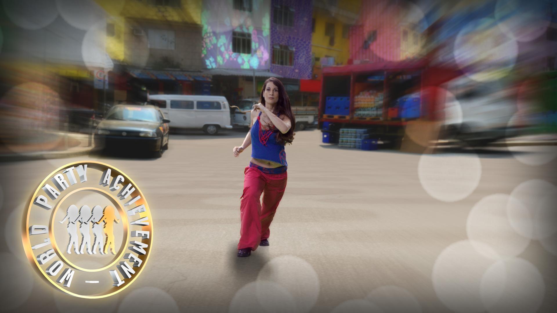 カポエイラ プロ achievement for Zumba World Party on Xbox One