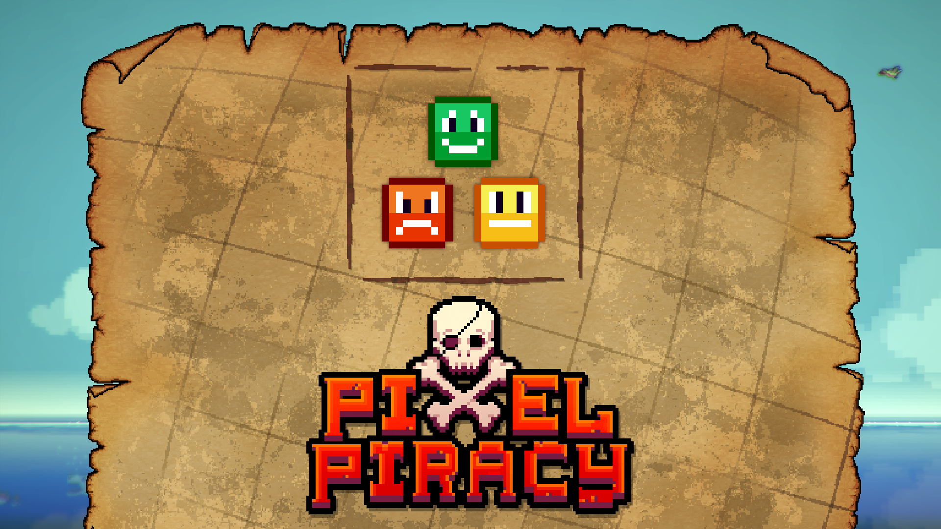 I'm a mighty pirate!