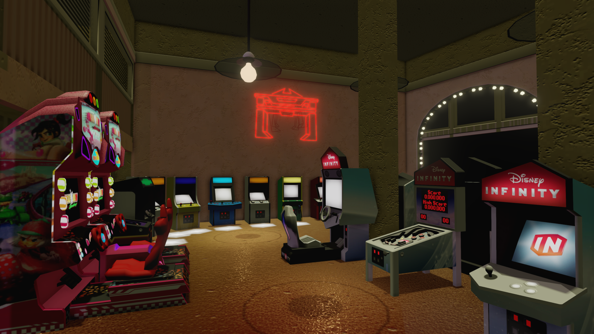 Arcade Ace