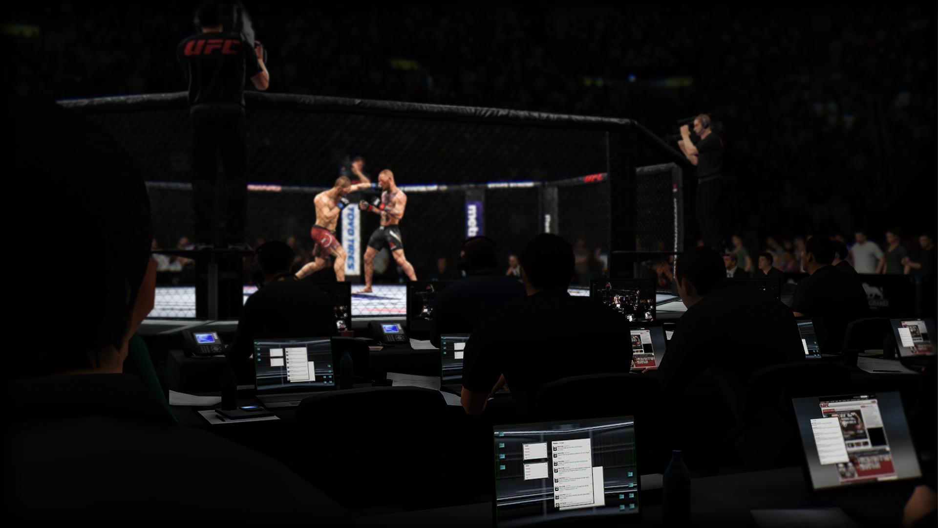 UFC 34: High Voltage