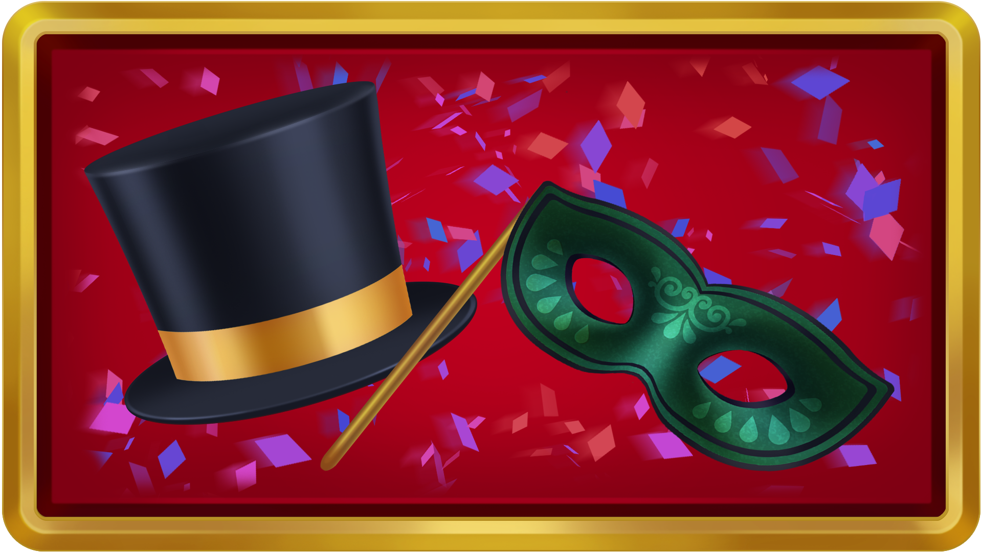 Icon for Theme Party