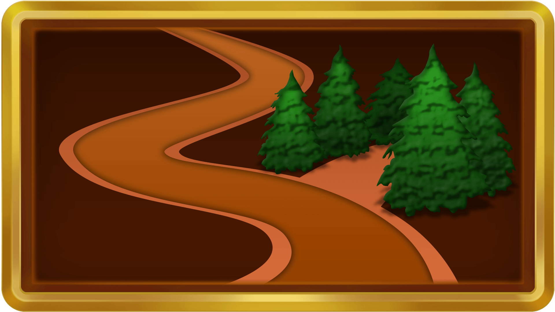 Icon for A Hidden Path?