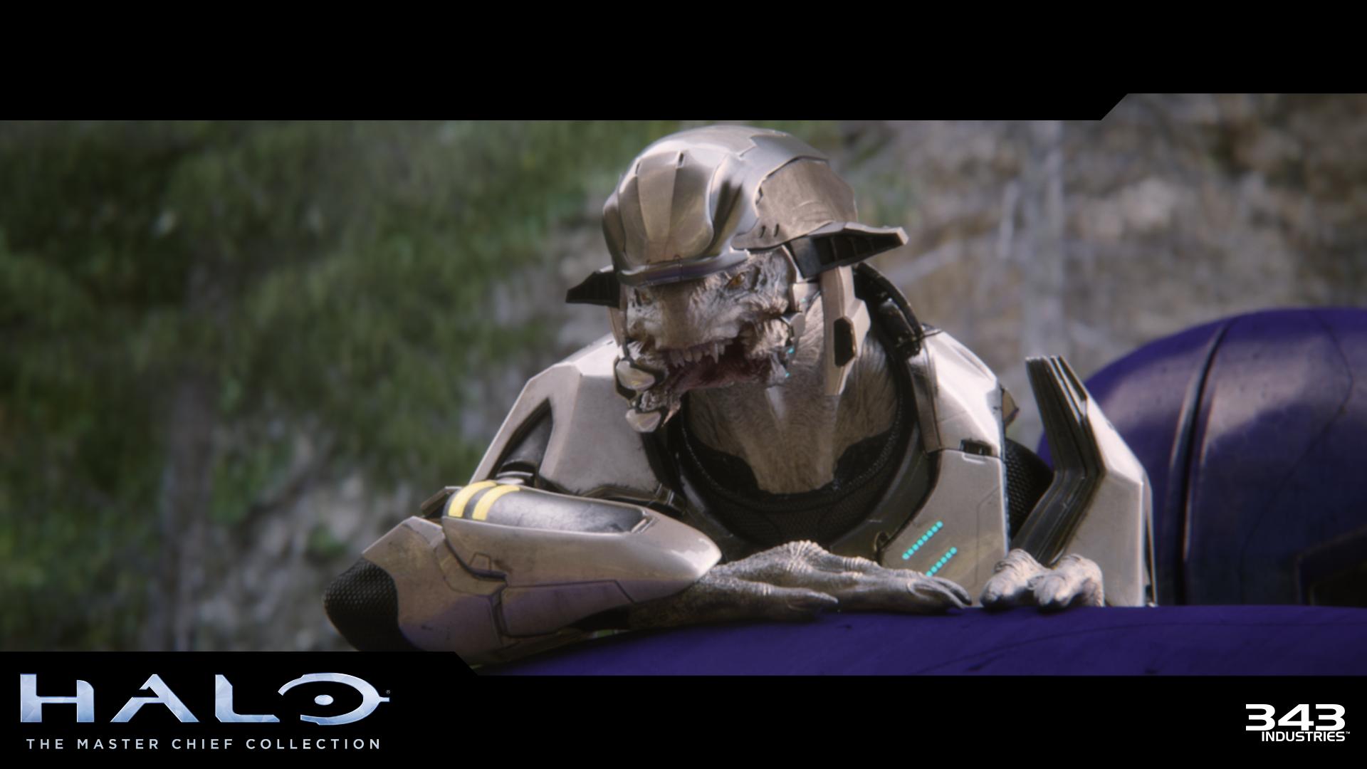 Skulltaker Halo 2: Mythic