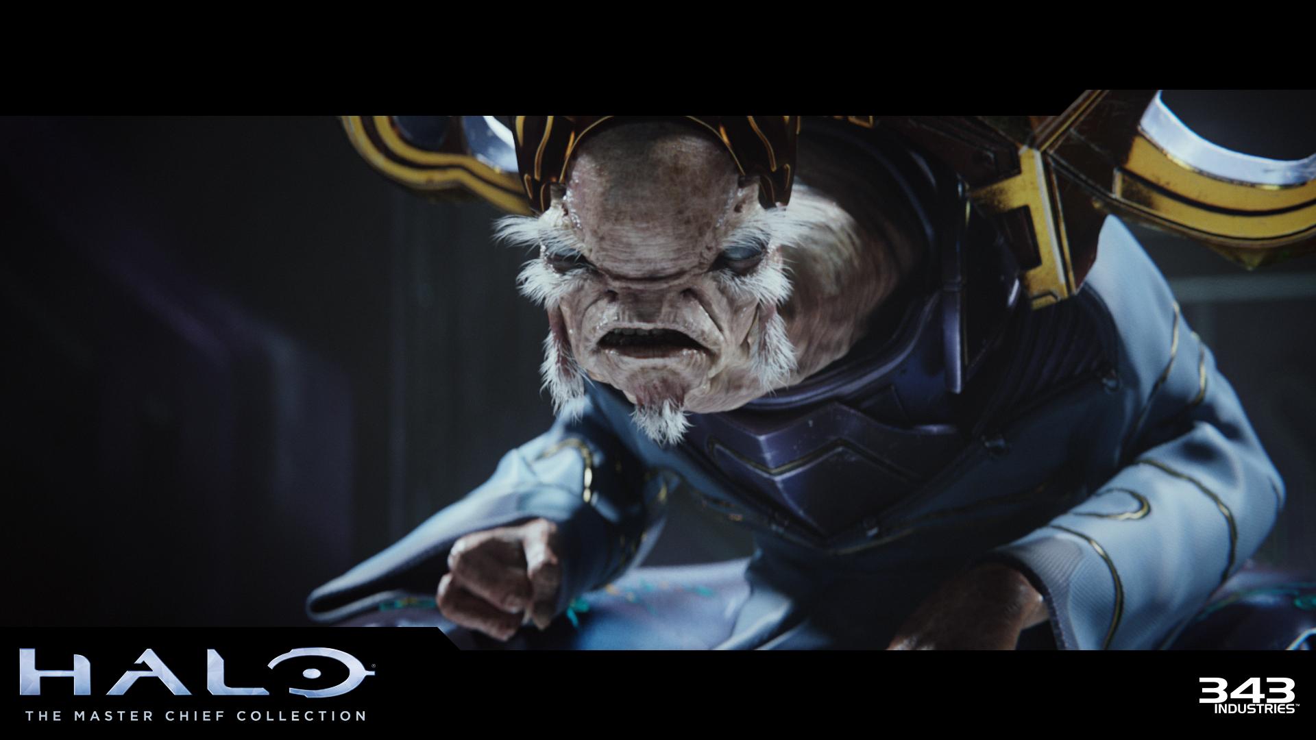 Skulltaker Halo 2: Blind