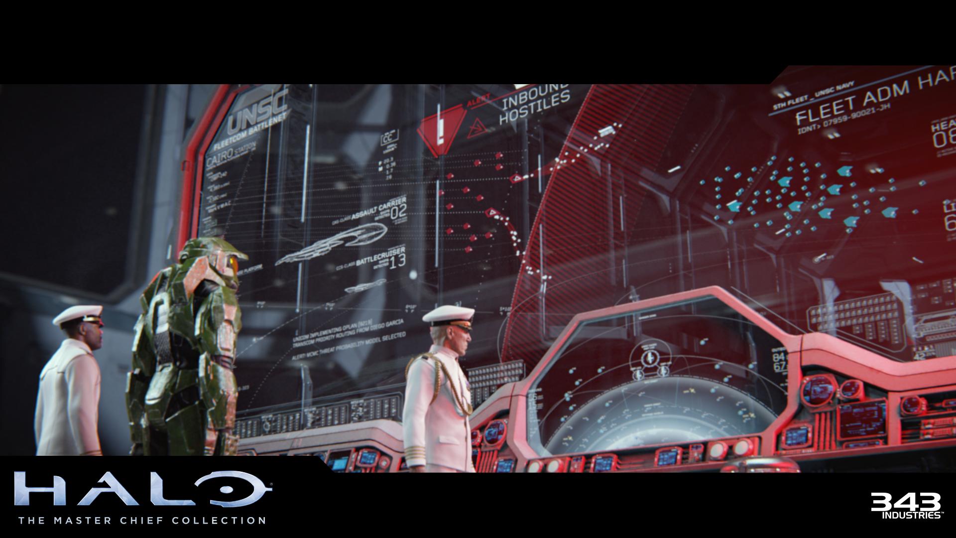 Skulltaker Halo: CE: Fog