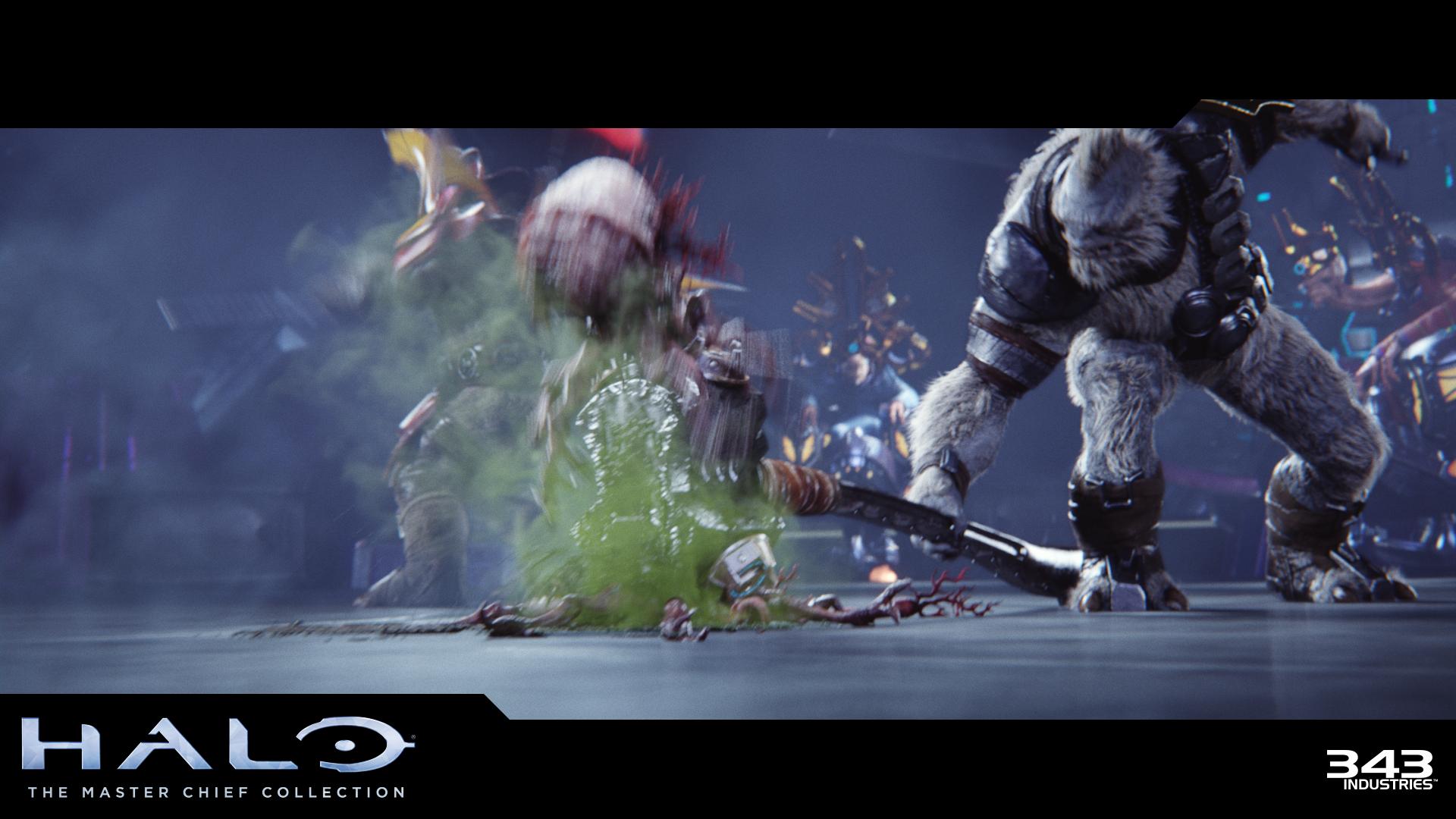Skulltaker Halo 2: Famine