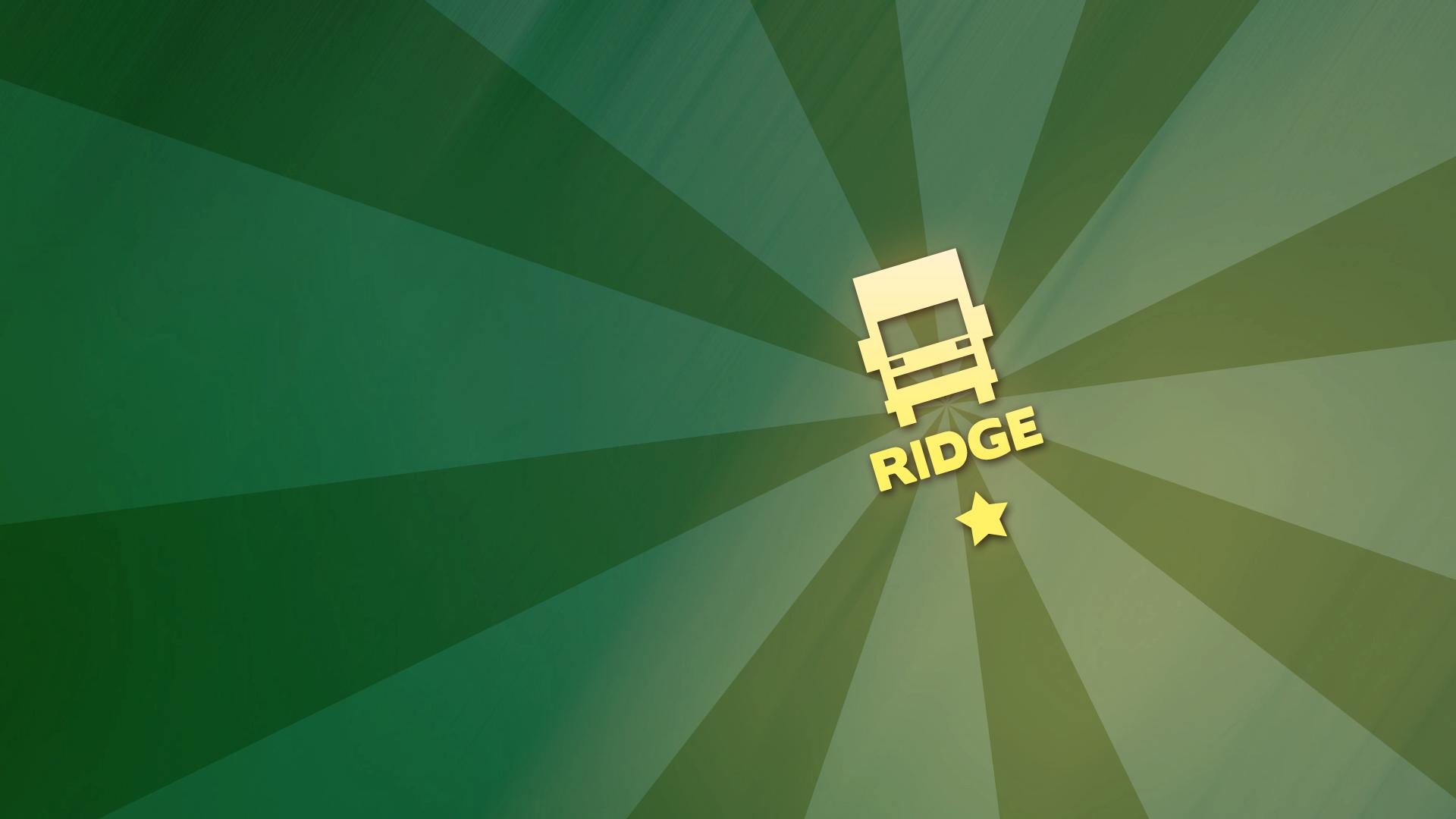Truck insignia 'Ridge'