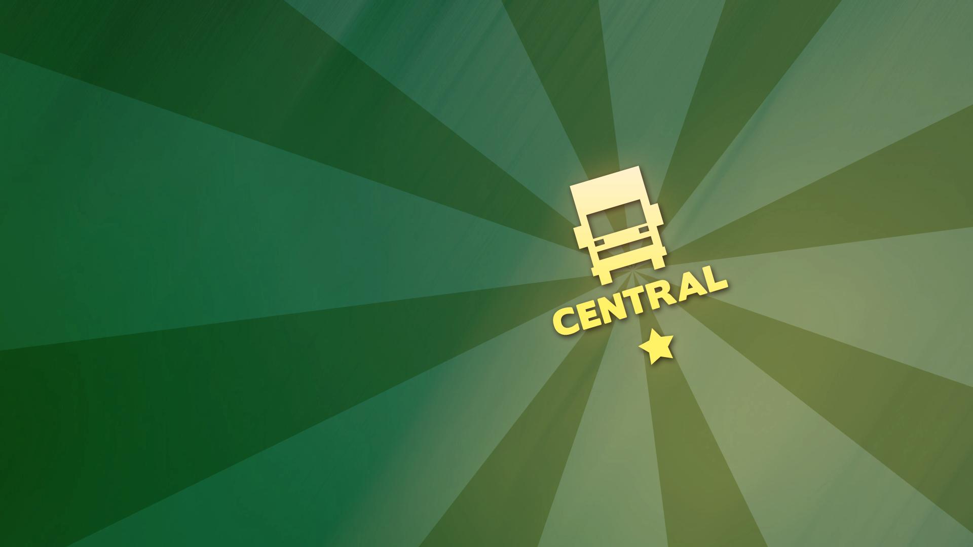 Truck insignia 'Central'
