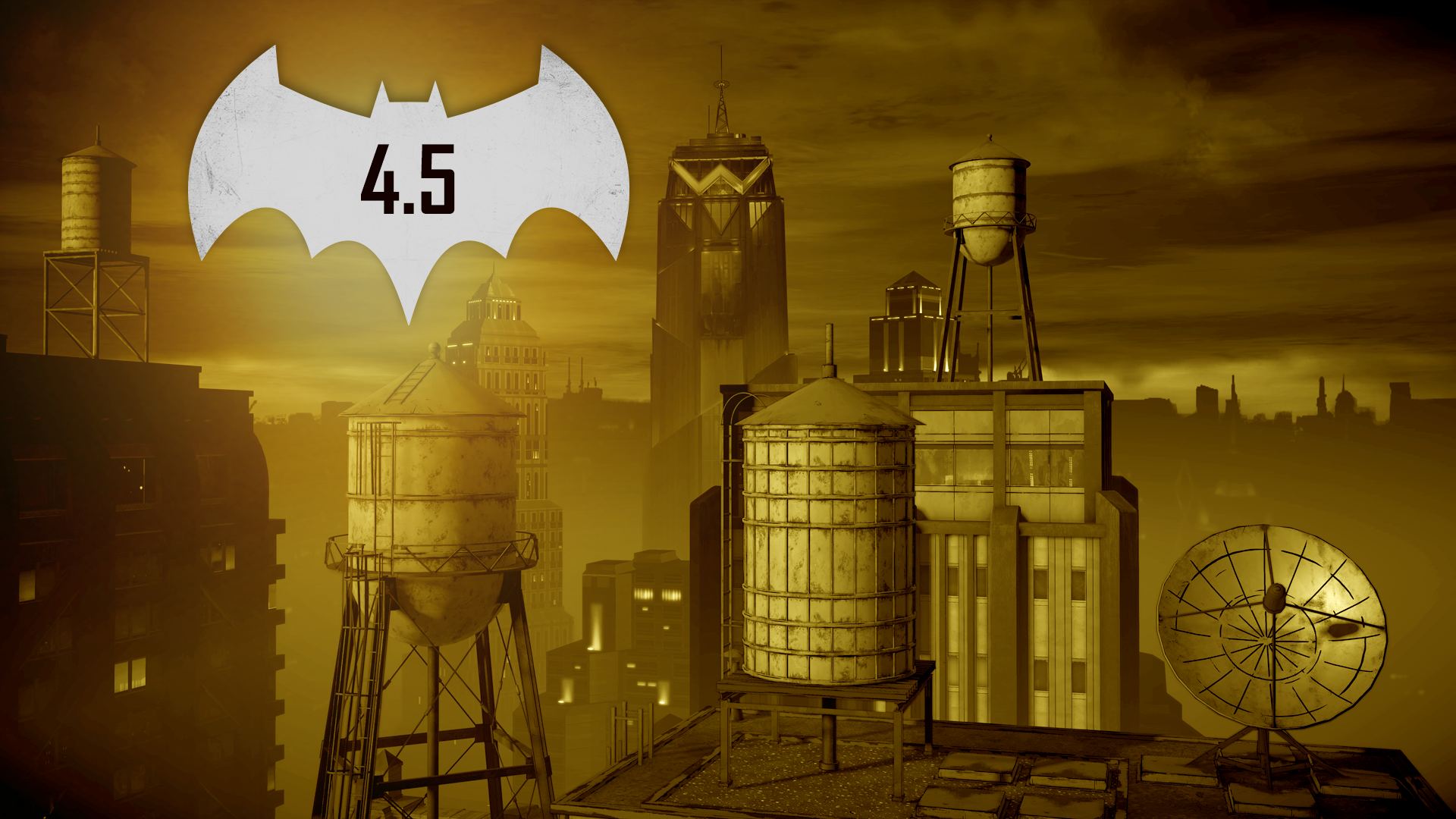 Zero Sum Game achievement for Batman: The Enemy Within - The Telltale Series on Xbox One