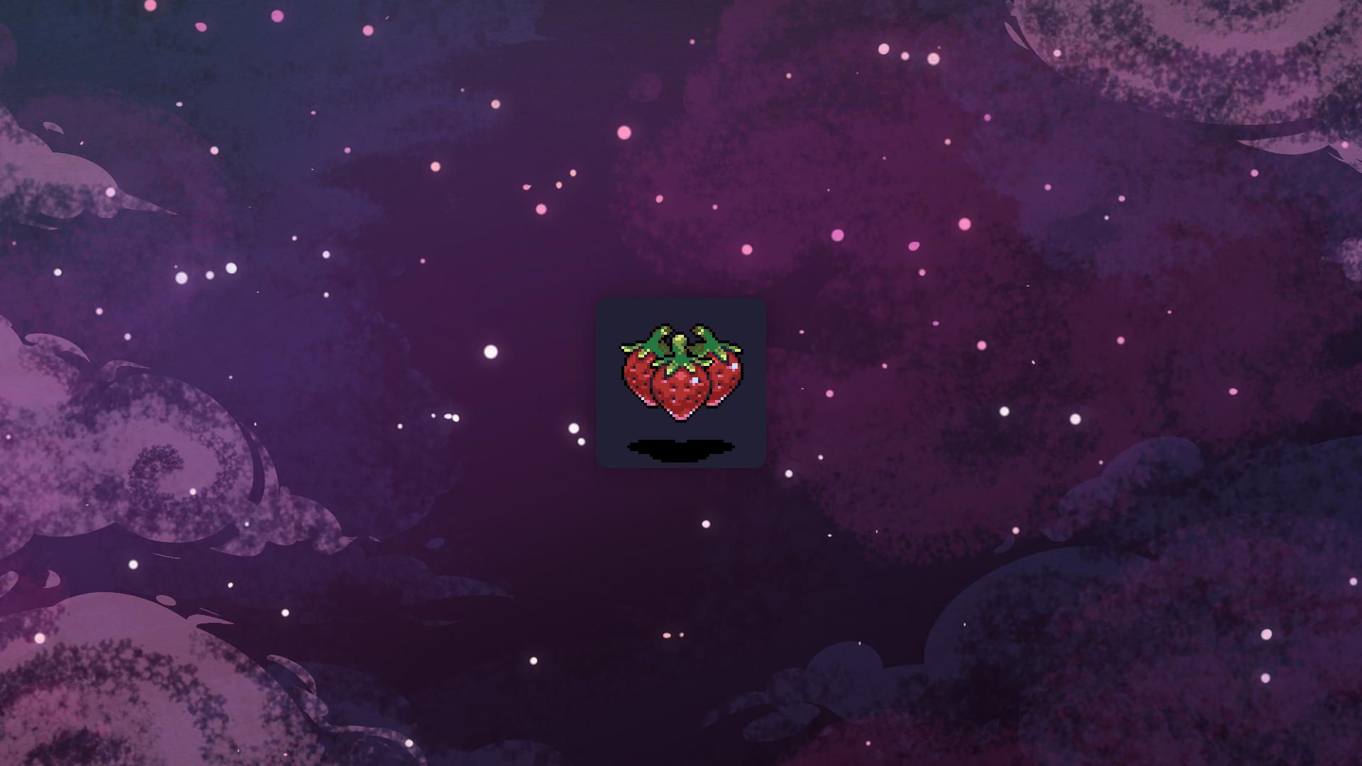 Strawberry Medal