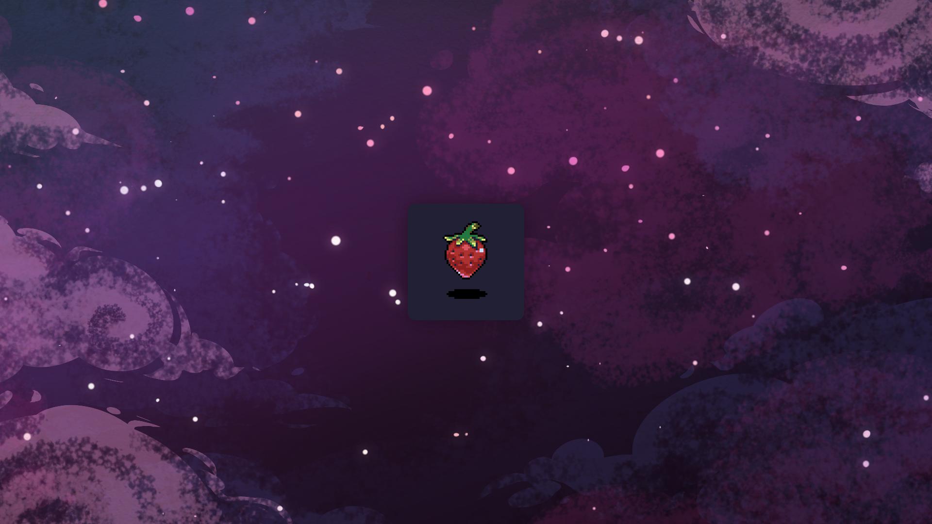 Strawberry Badge