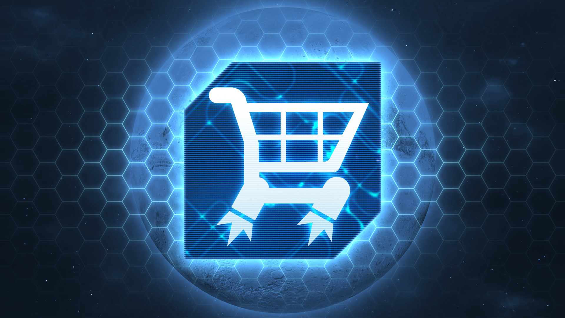 Icon for Space Shopping
