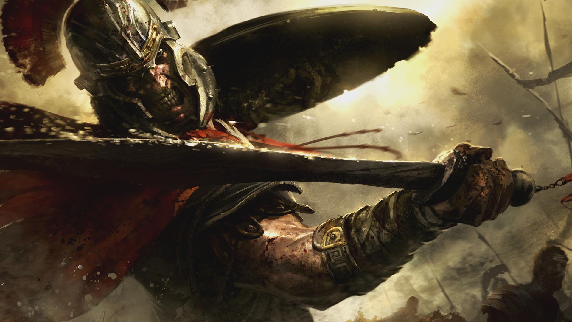 Bloody Centurion