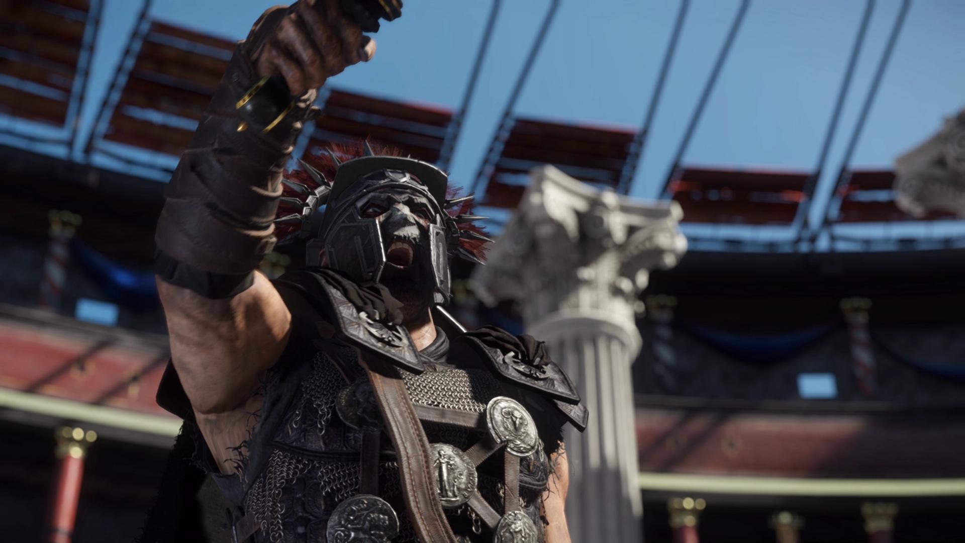 Ave, Caesar (Legendary)