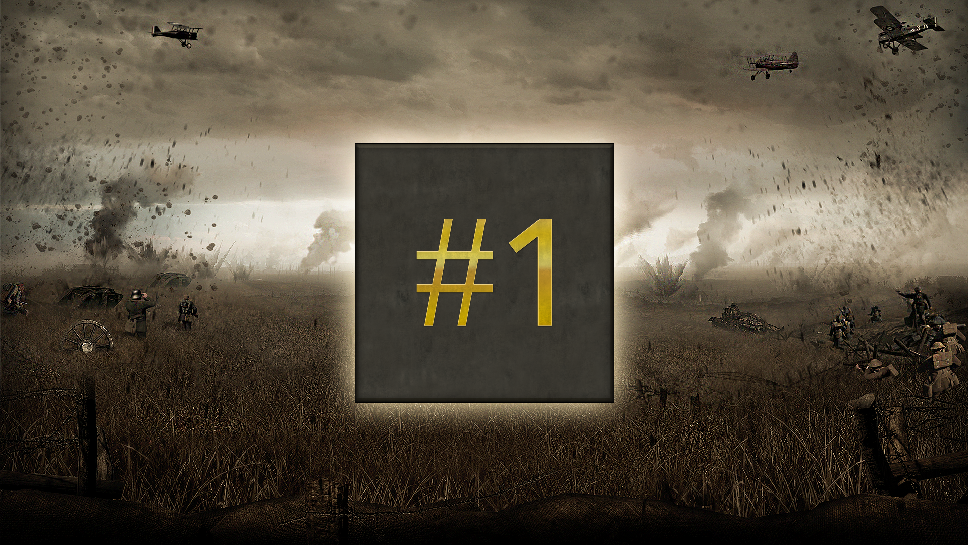 #1 achievement for Verdun on Xbox One