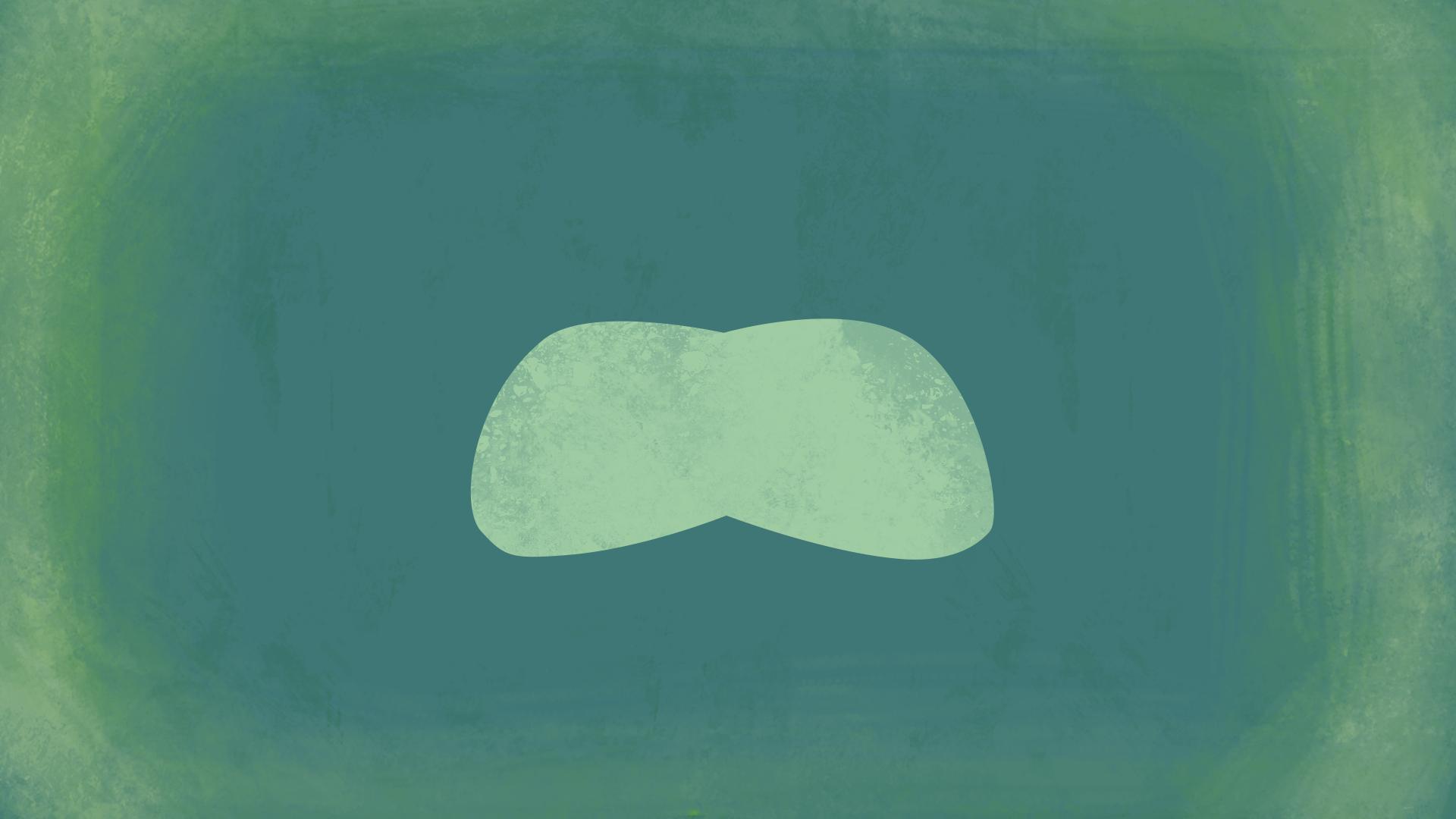 Pyramidal moustache