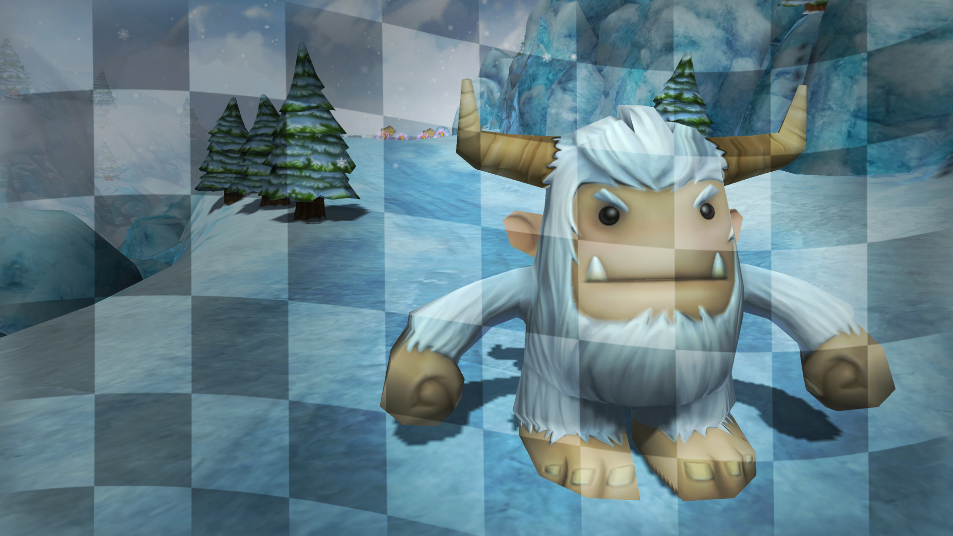 Cry of the Yeti