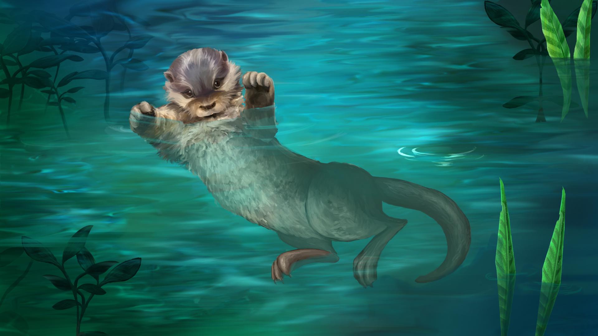 Otter Friend