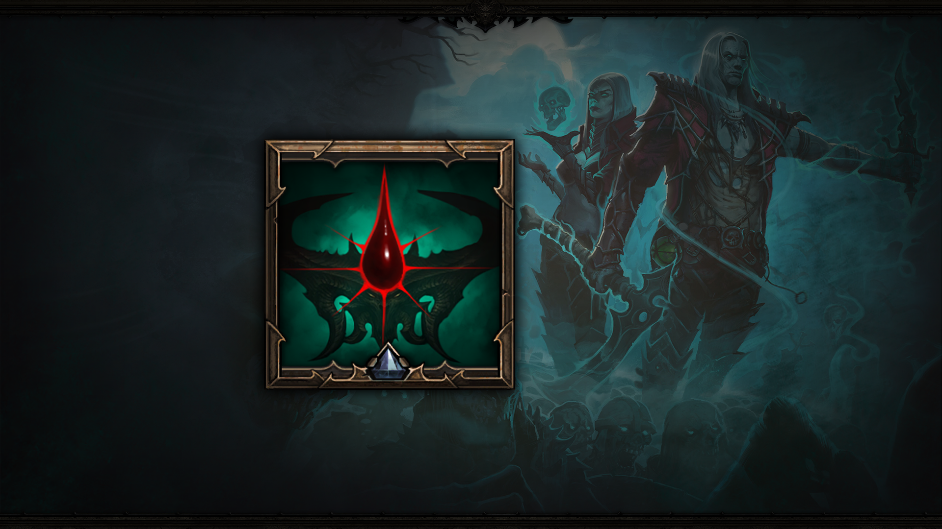 Icon for Terror in the Blood
