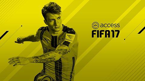 Reward Succès défi FIFA 17 EA Access