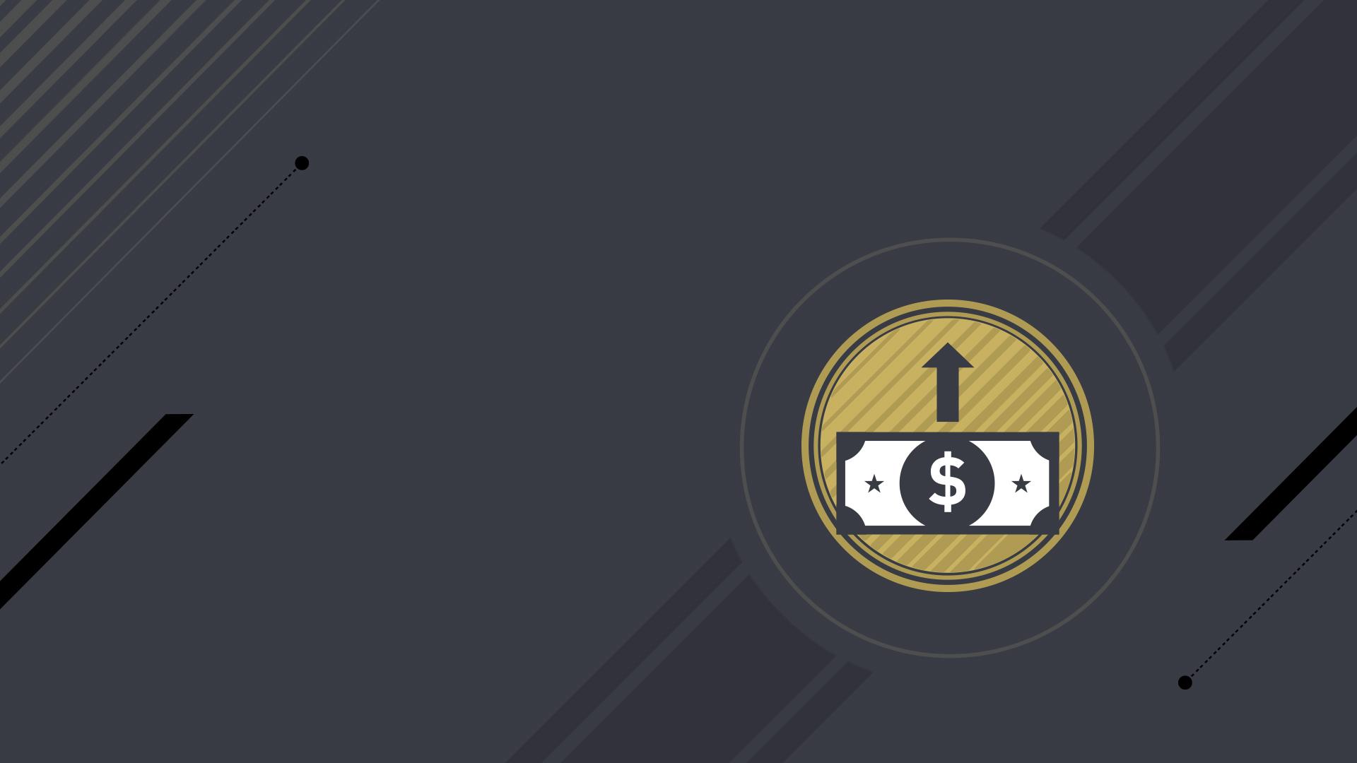 Icon for Positive cash flow