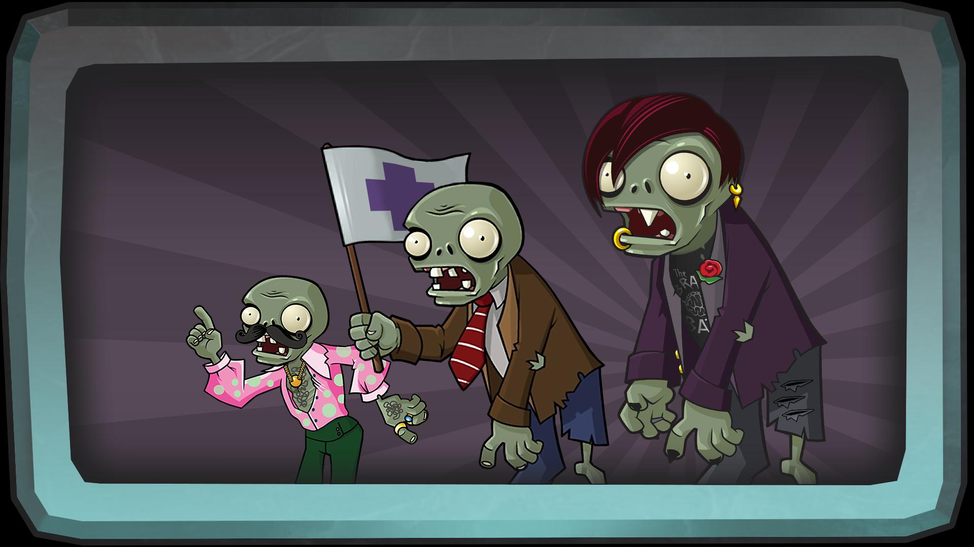 Zombie Backup