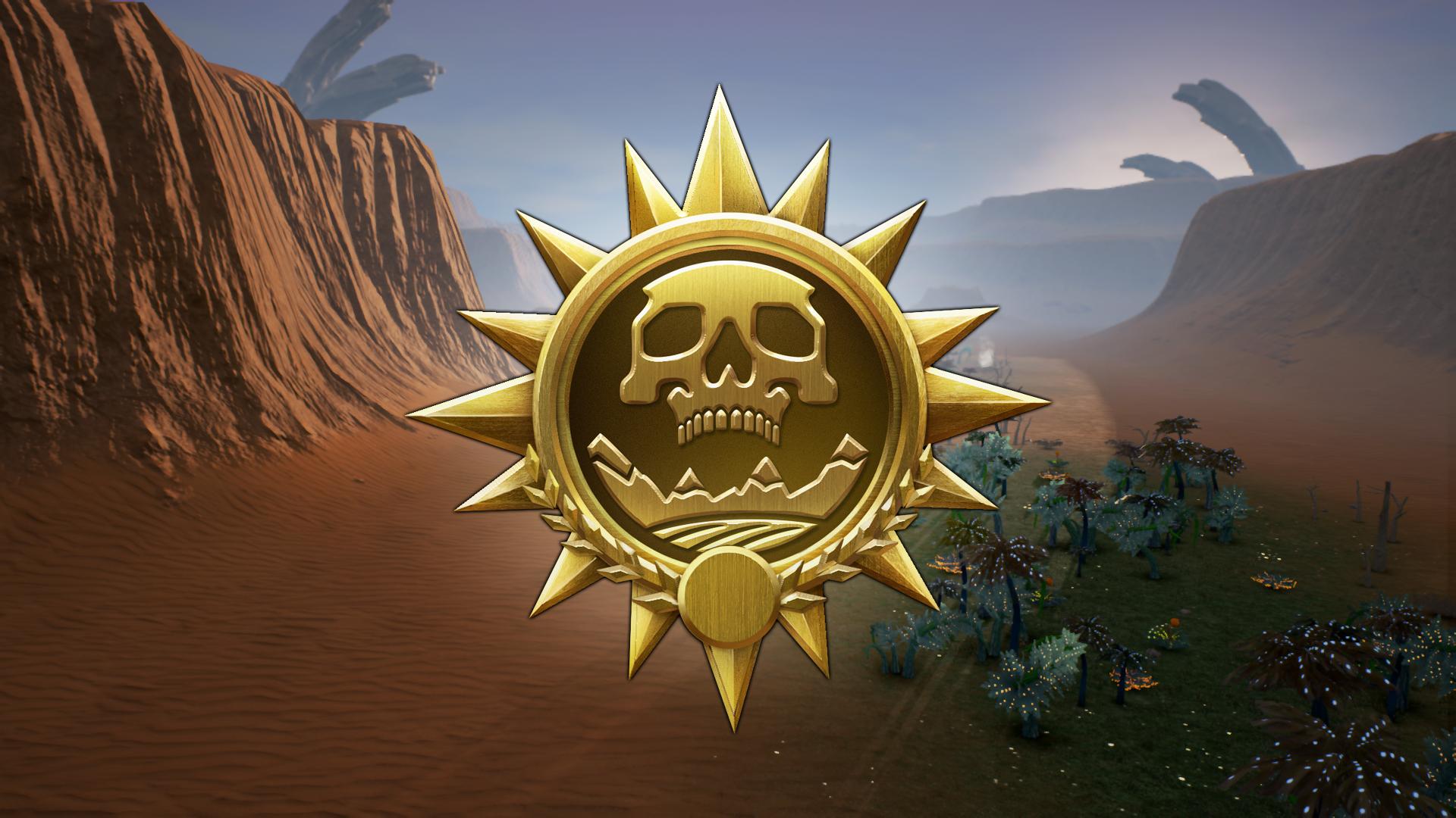 Valley of Death Champion