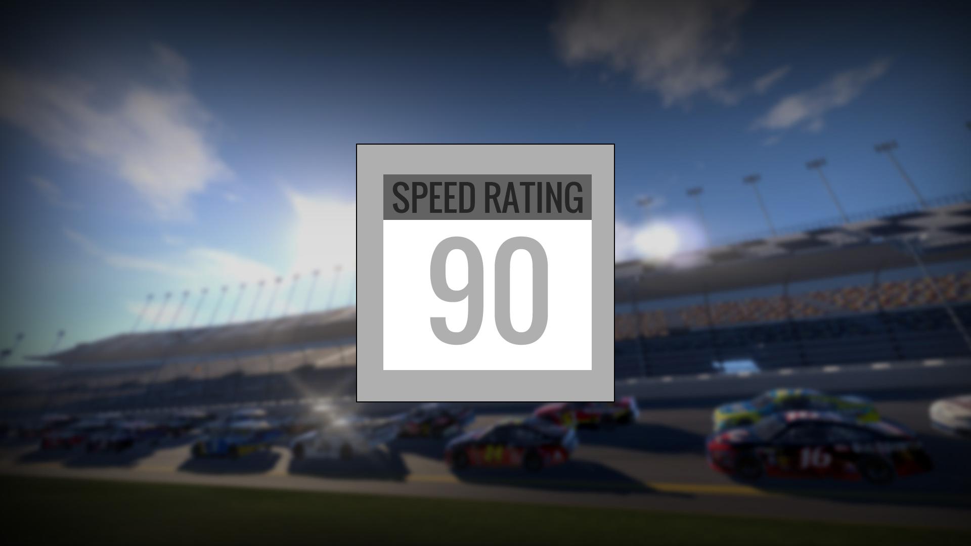 Racing At 90%