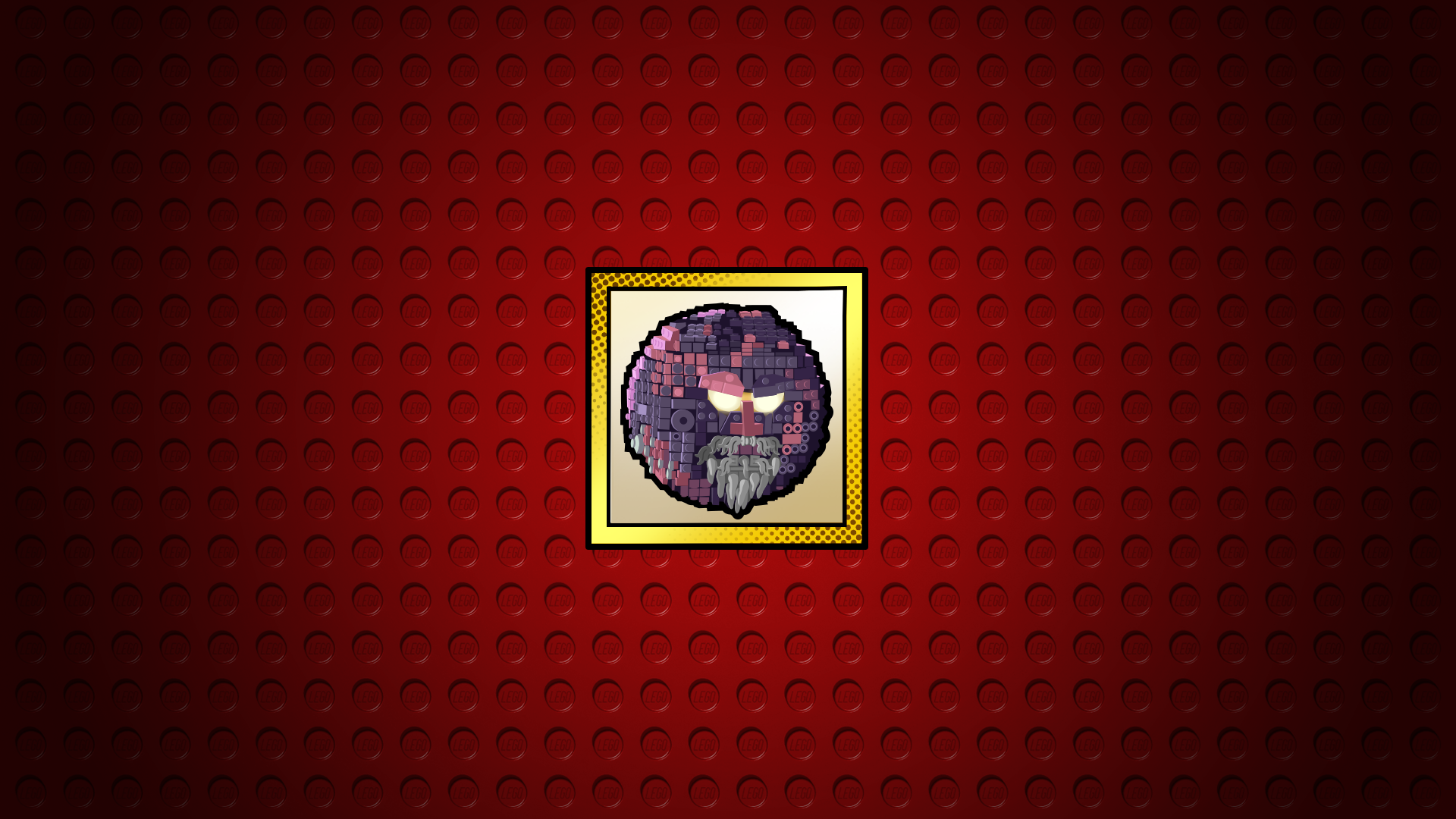 EGO the LEGO Planet