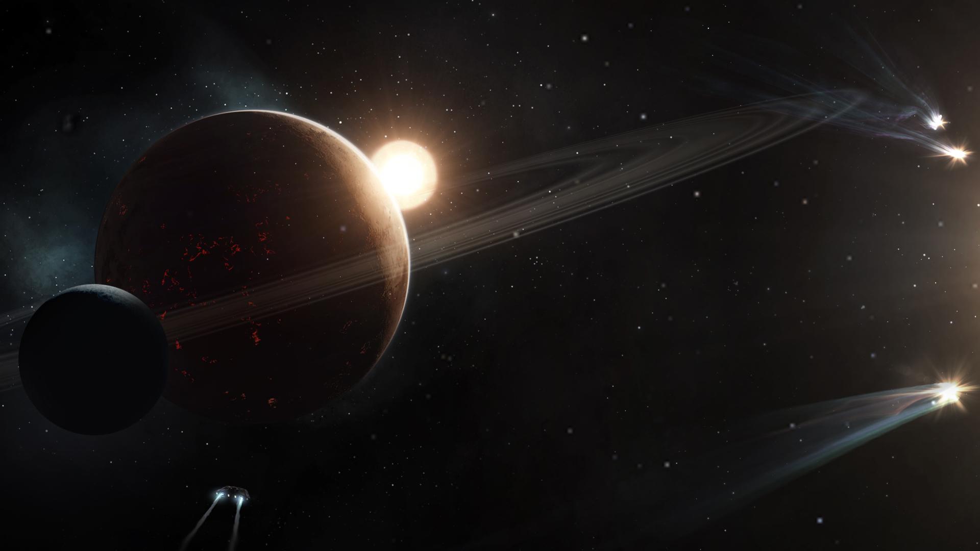 Kepler's Eye