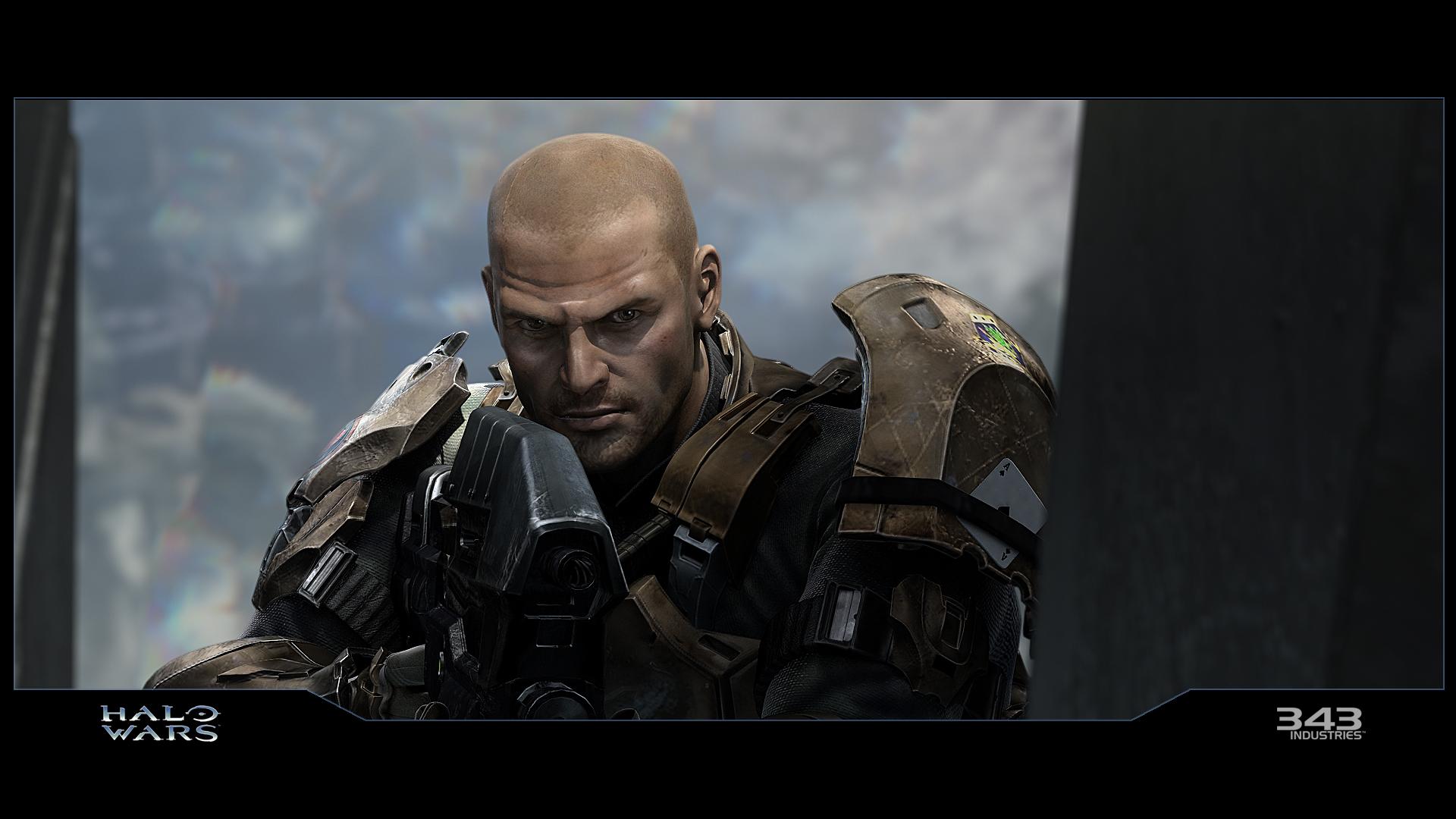 Meet Sergeant Forge