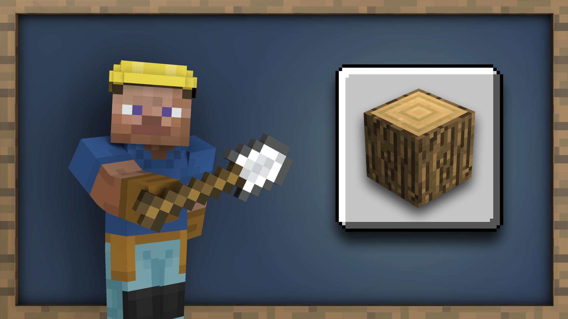 Getting Wood