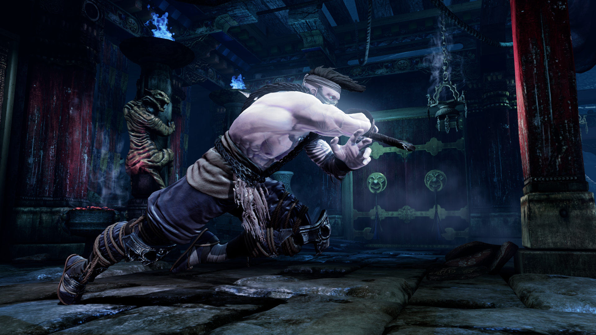 Survival Shadow Jago