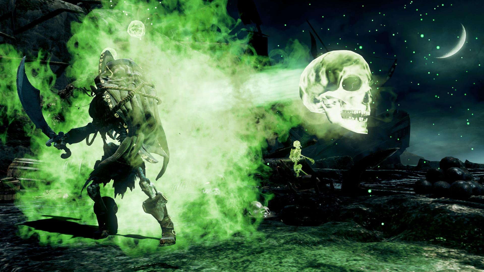 Spinal's Searing Skull