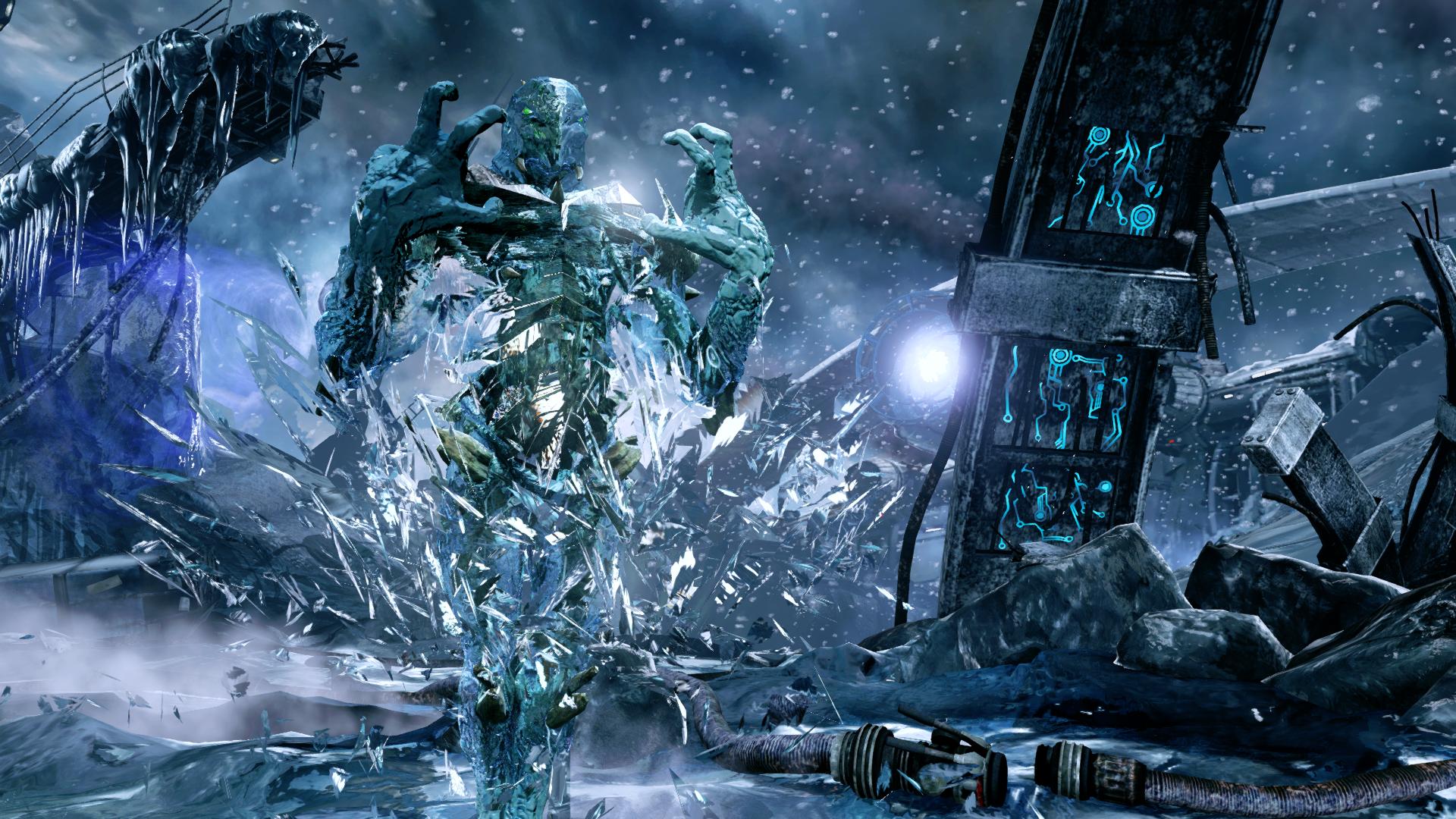 Glacius' Armor