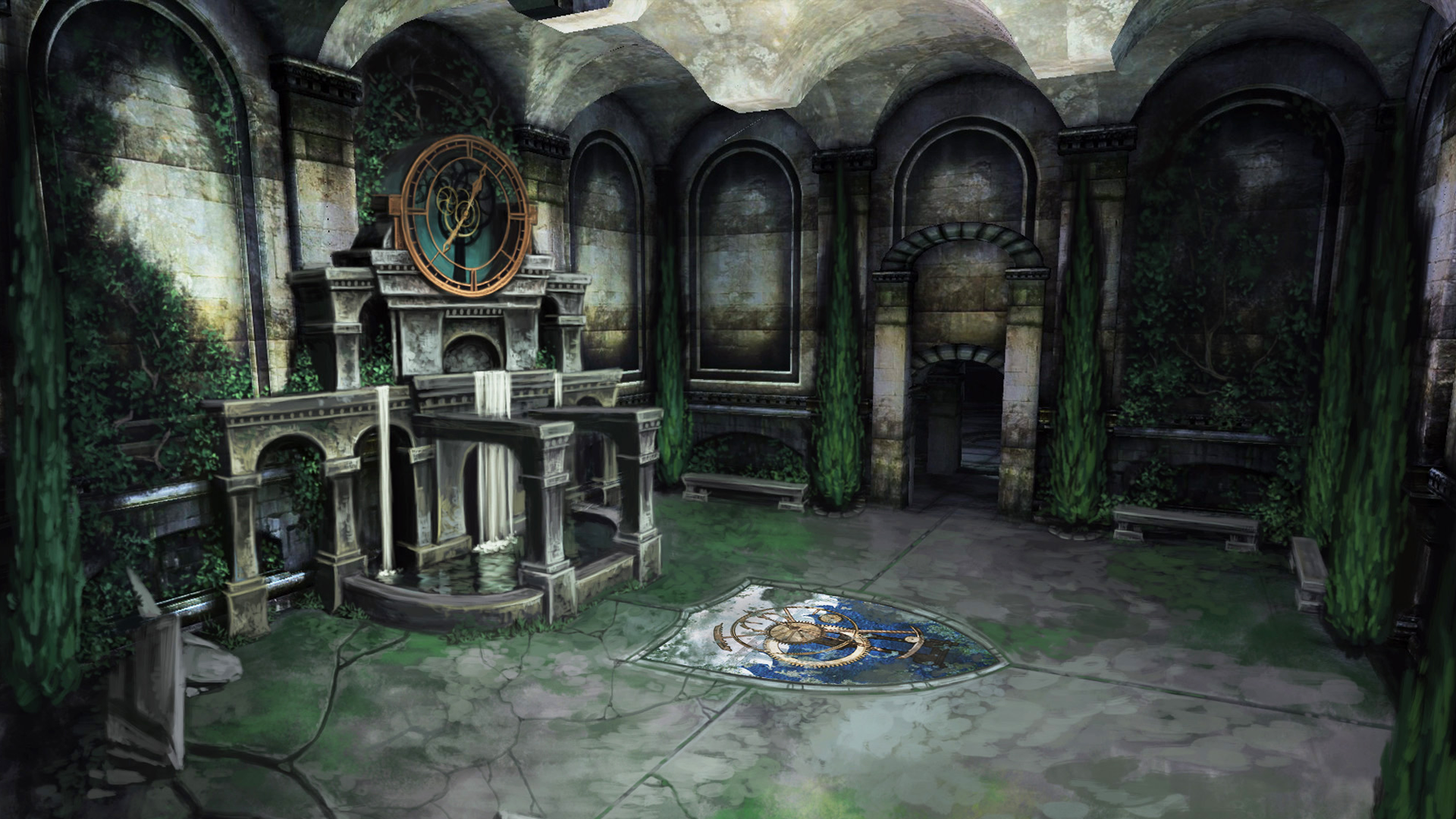 The Clockwork Guild Tomb
