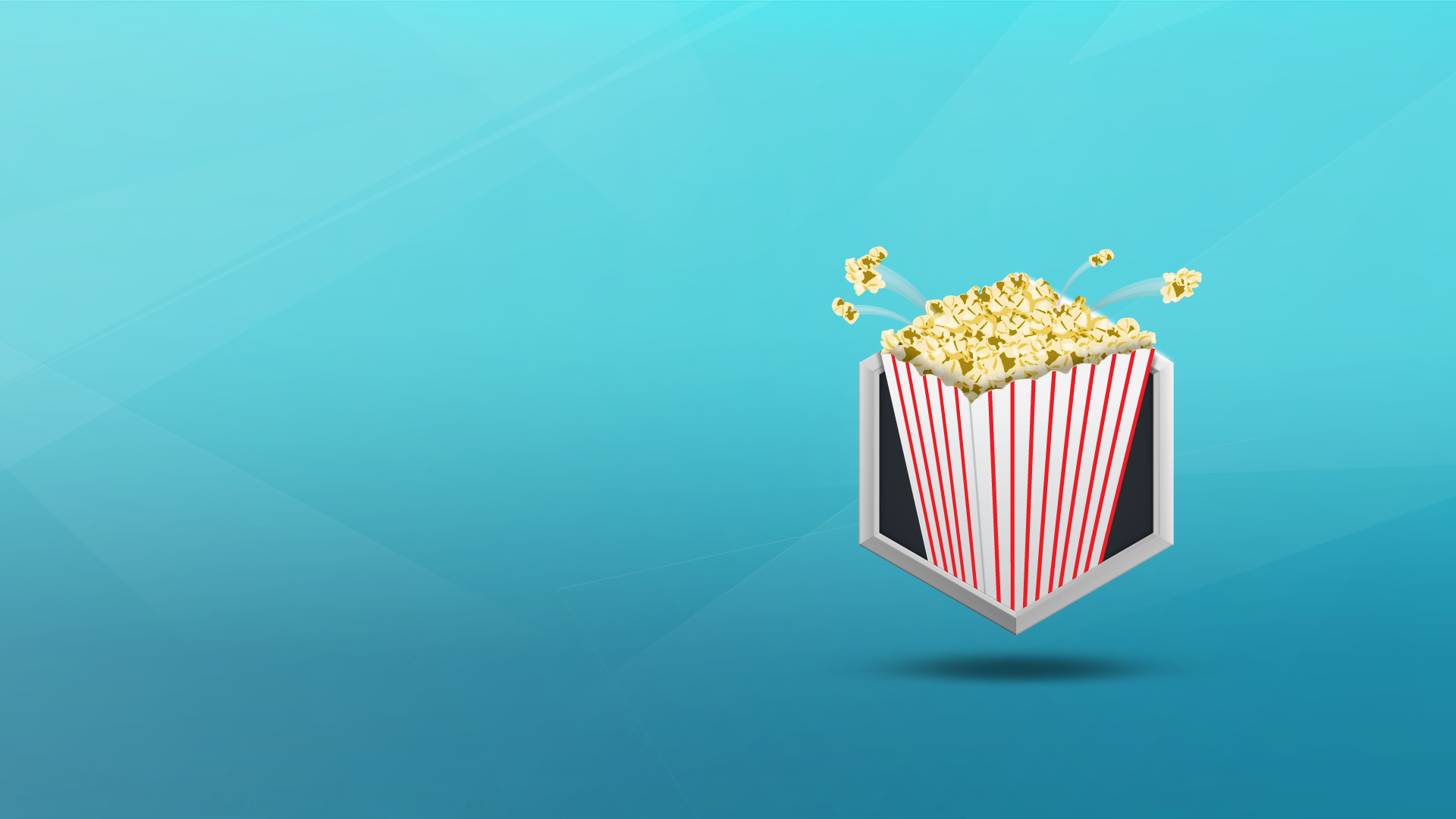 Icon for Grab the popcorn