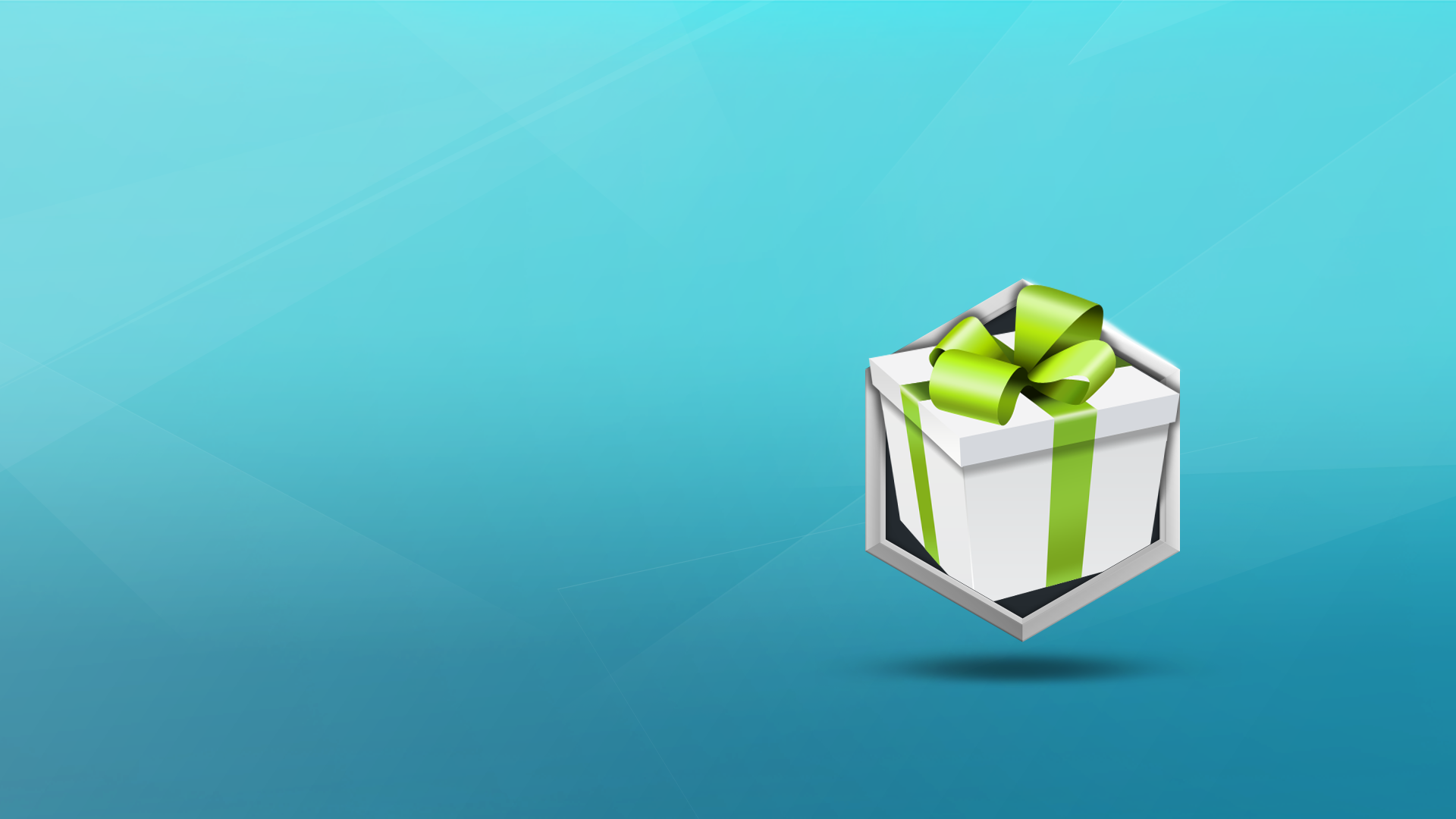 Icon for Giving back