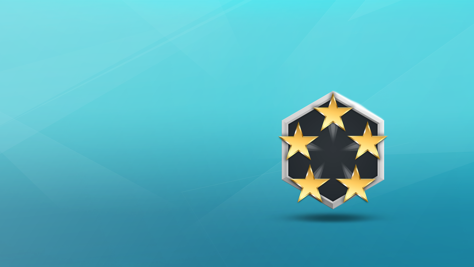 Icon for 5 star performance