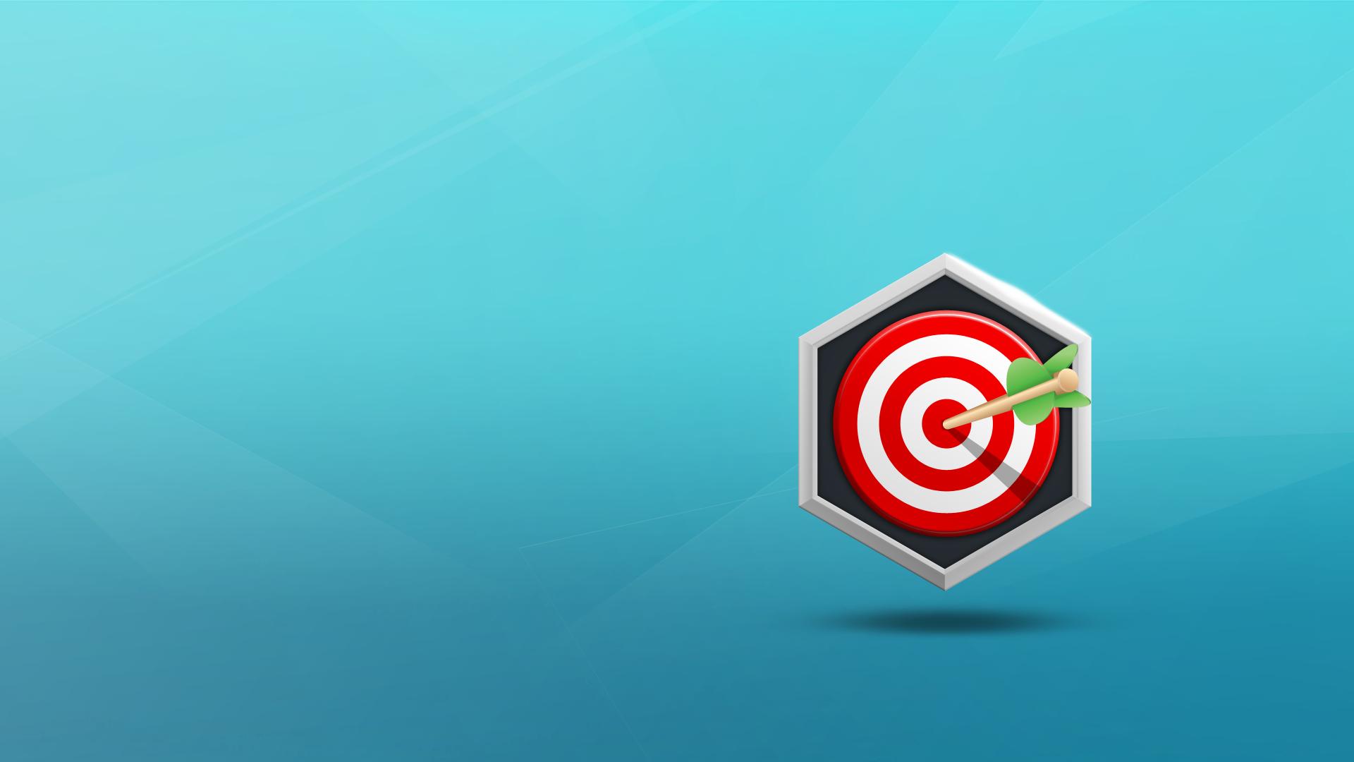 Icon for Take aim