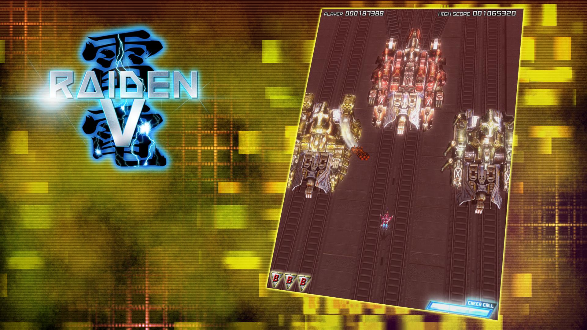 急降下爆撃 achievement for Raiden V on Xbox One