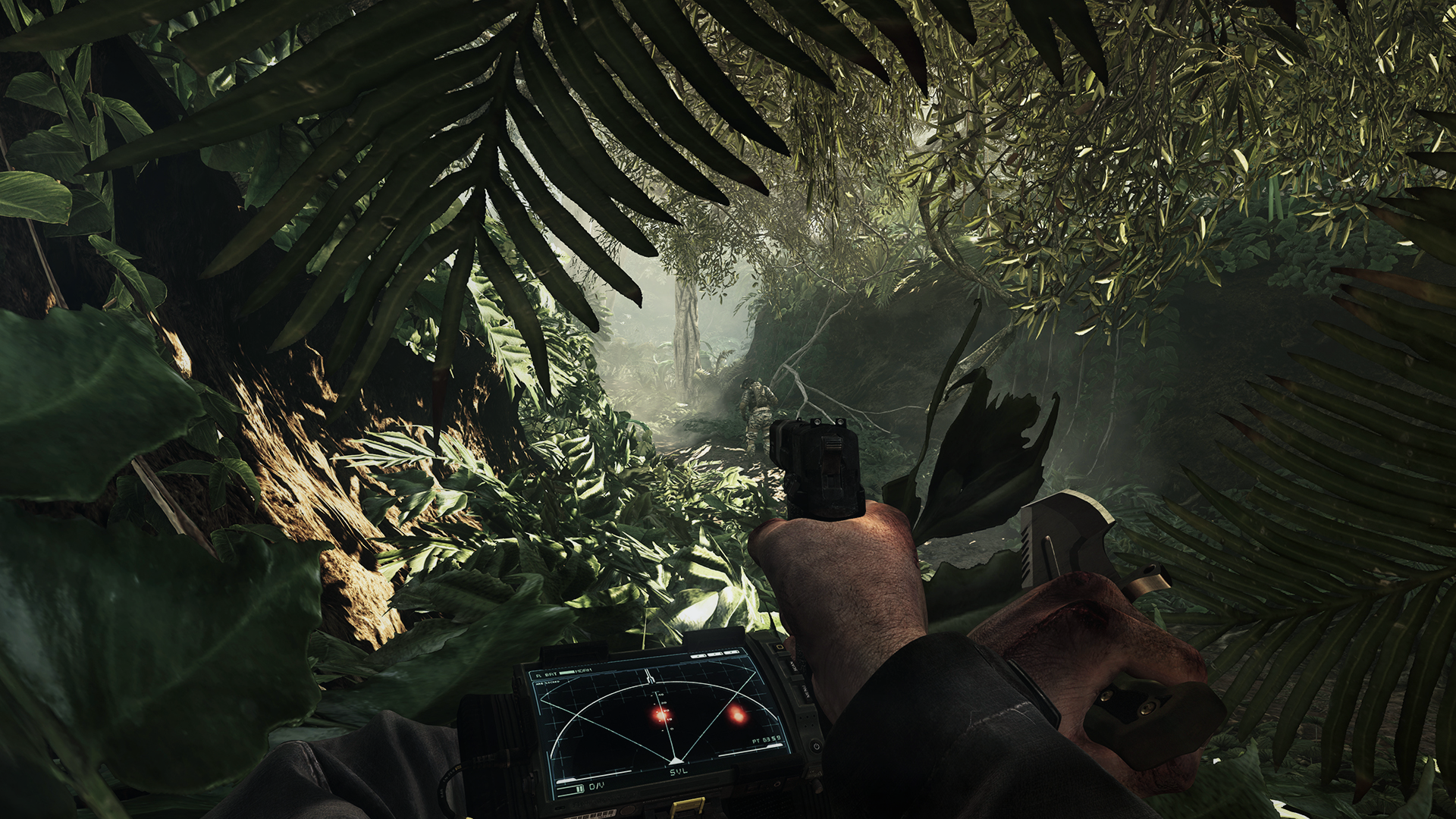 Jungle Ghosts