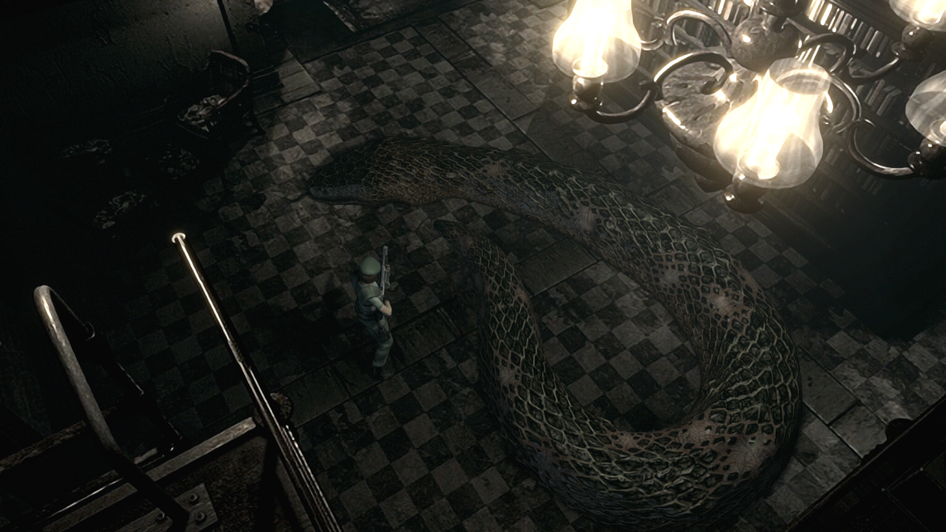 Giant Snake Got Nothin'