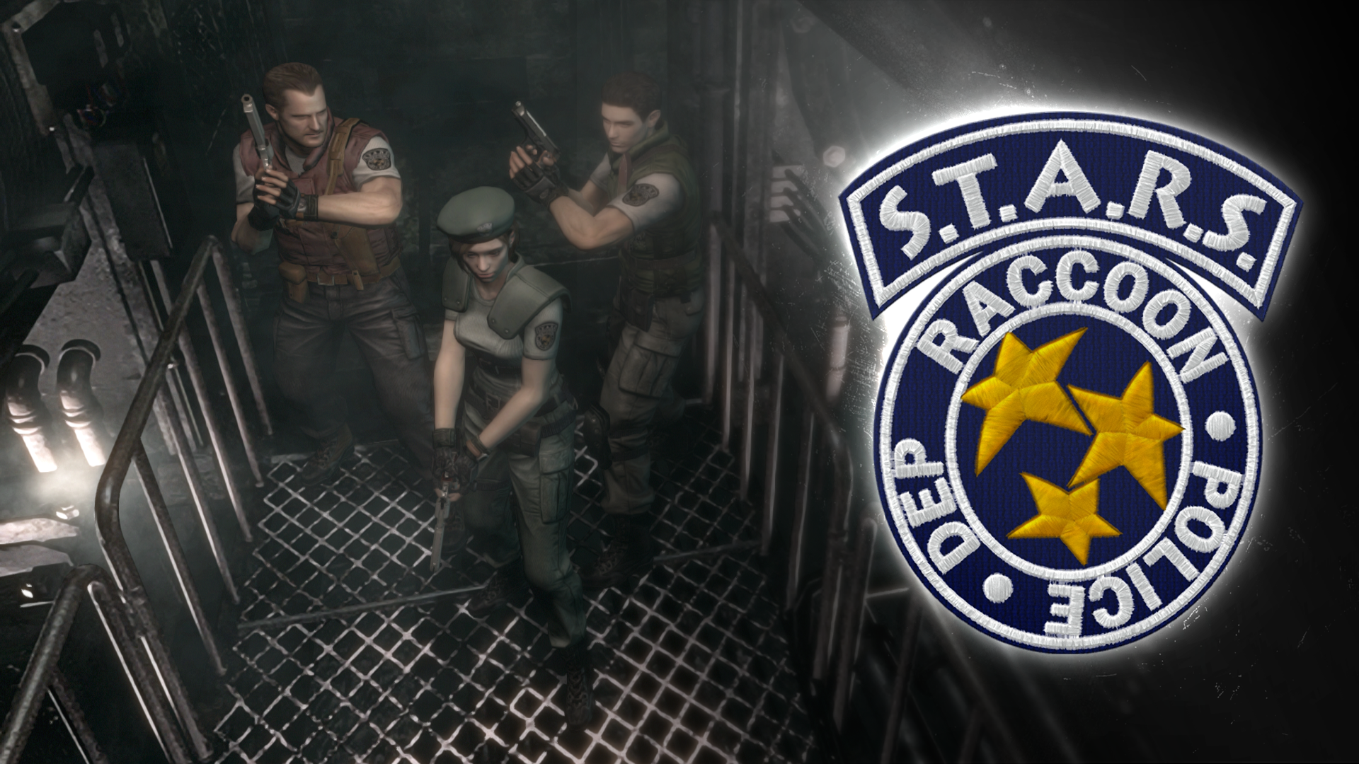 I'm a Member of S.T.A.R.S.