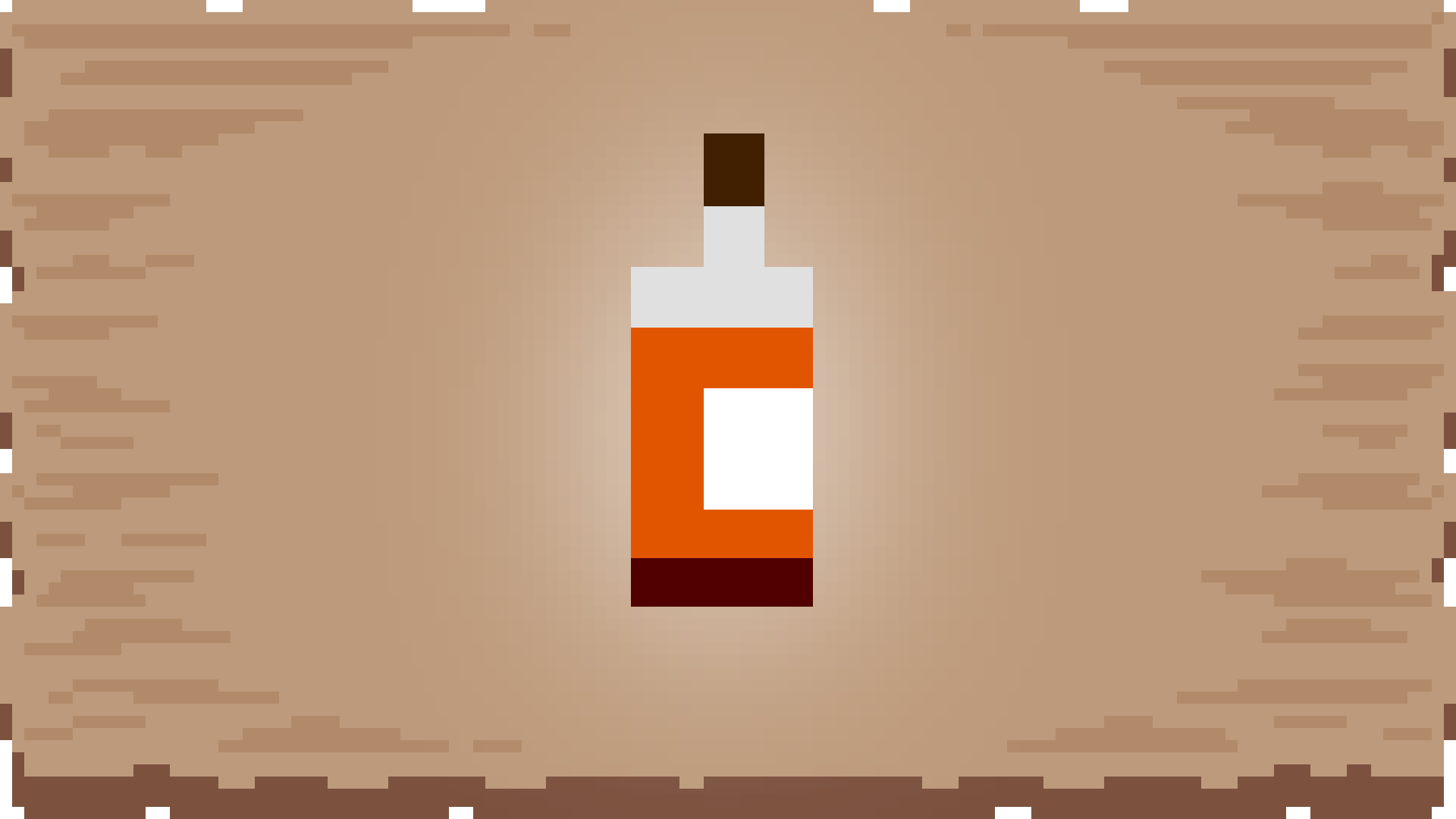 Hold on there, Empty Bottle