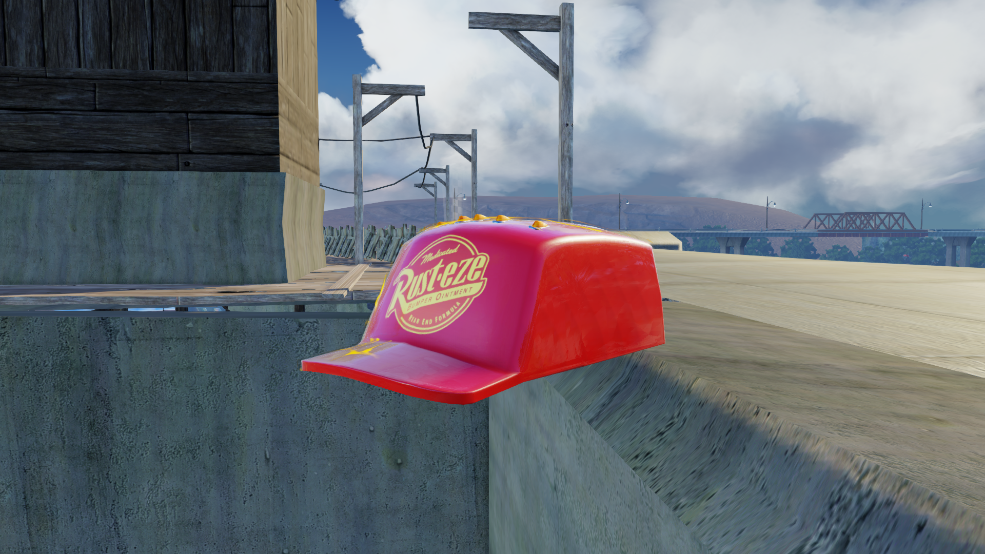 Mack's Hats achievement for Cars 3: Driven to Win on Xbox One