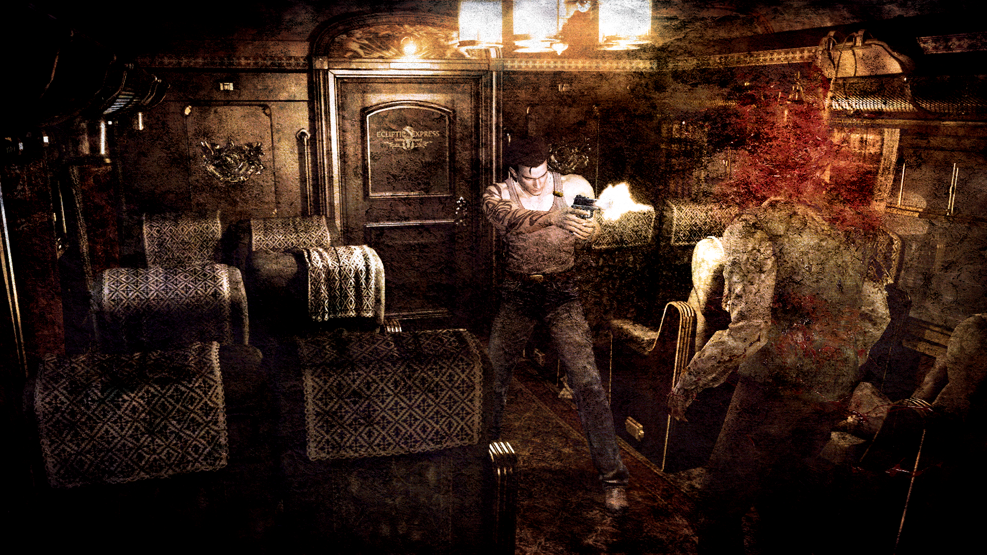 Zero In achievement for Resident Evil 0 on Xbox One