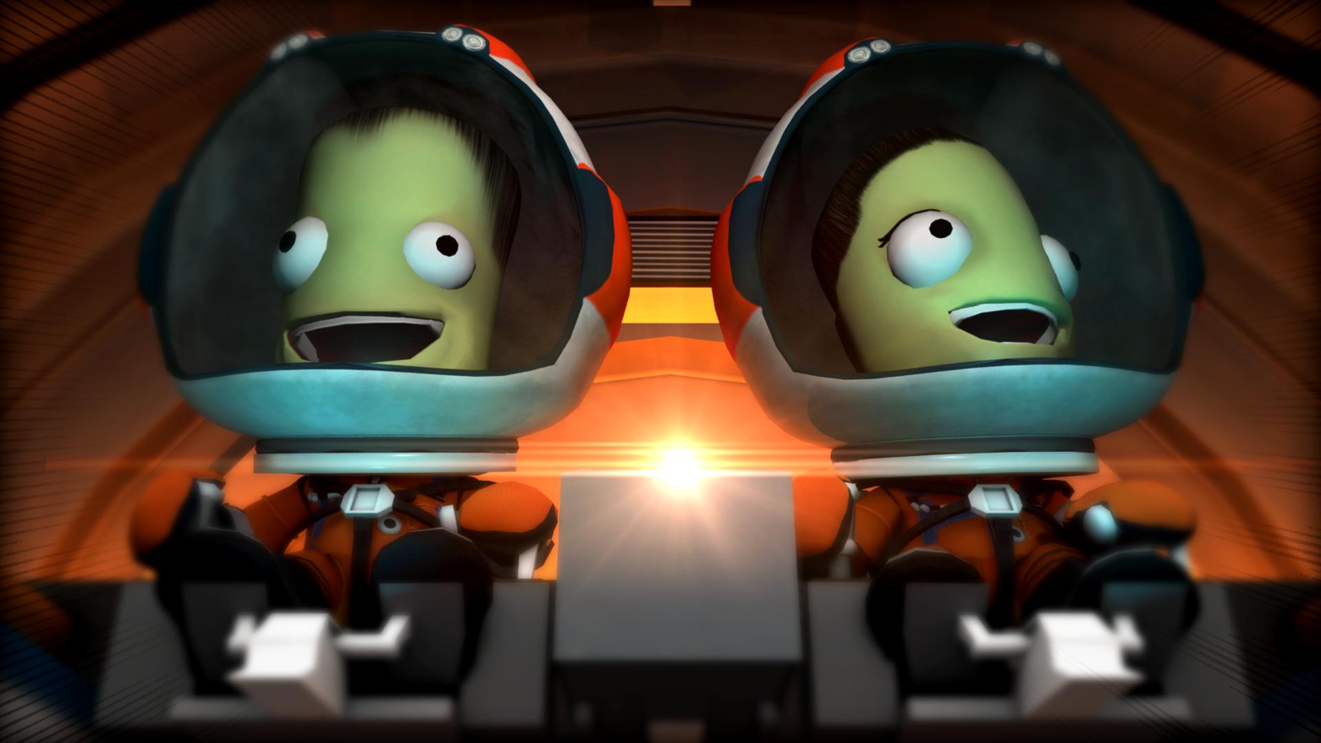 Space, Space, SPAAAACE!