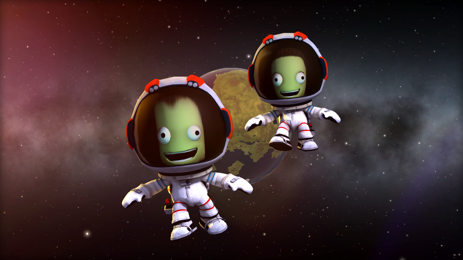 Zero Gravity achievement for Kerbal Space Program on Xbox One